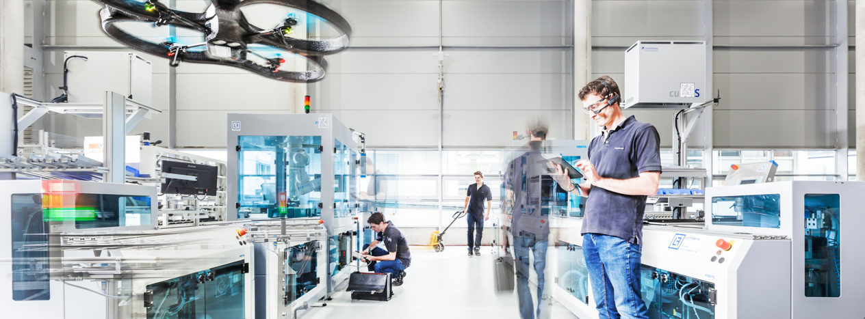Stuttgart Technology and Innovation Campus S-TEC