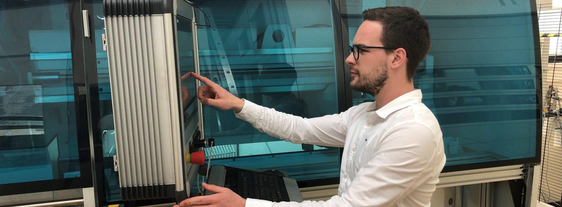 Benutzerfreundliche Human Machine Interfaces zeichnen sich durch besonders leichte Bedienbarkeit aus.