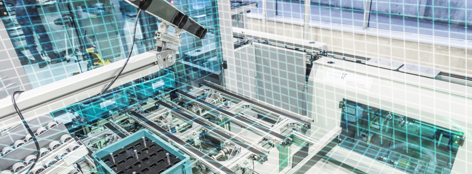 Automatische optische Inspektion mit maschinellem Lernen