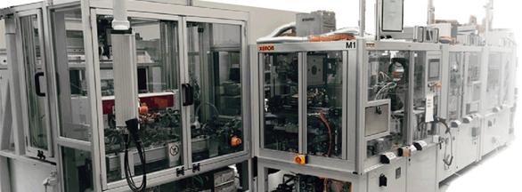 Smarte Sensoren in der Montagelinie der Balluff GmbH